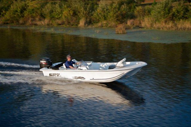 New 2012 Carolina Skiff 16 SC JVX For Sale